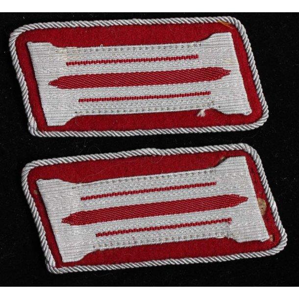 Feuerschutzpolizei NCO's collar tabs