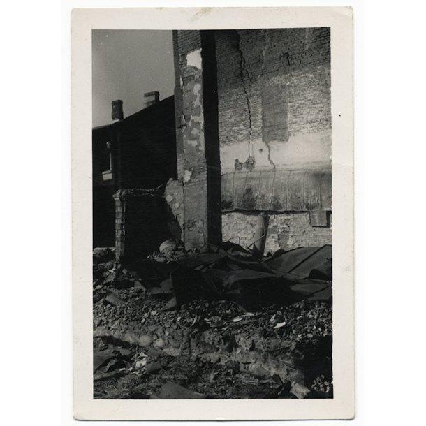German WW1-WW2 Destroyed objects