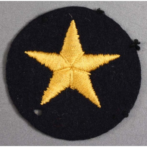 Kriegsmarine boatswain's em sleeve insignia