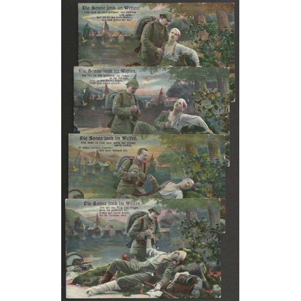 WWI Feldpost cards