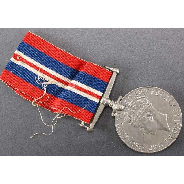 British War medal 1939-1945