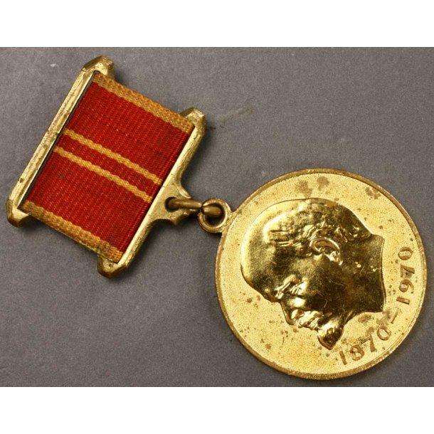 Lenin 1870-1970 commemoration medal