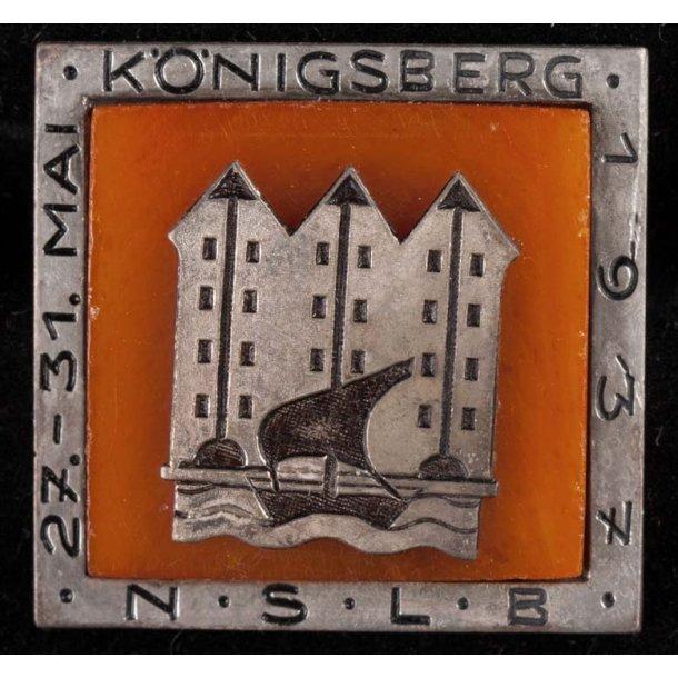 NSLB Teacher's Tinnie Königsberg 1937