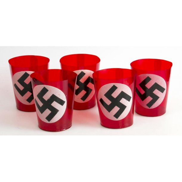 NSDAP Funeral candle holder