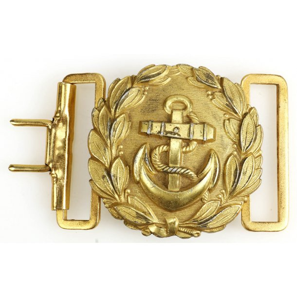 Kriegsmarine Officer's Dress Belt Buckle