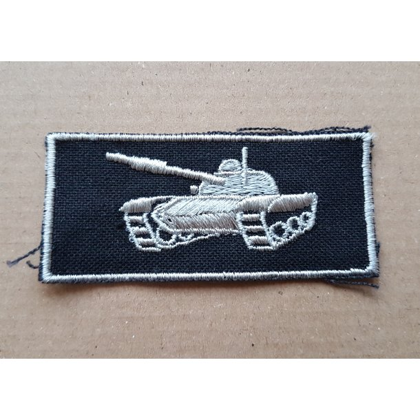 DDR, NVA Panzer patch