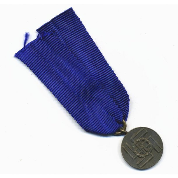SS 8 year service medal miniature