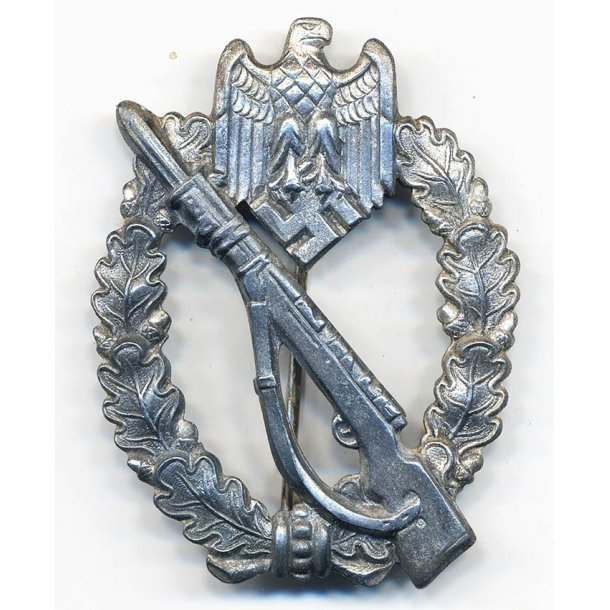 Infantry assault badge in Silver 'SHuCo'