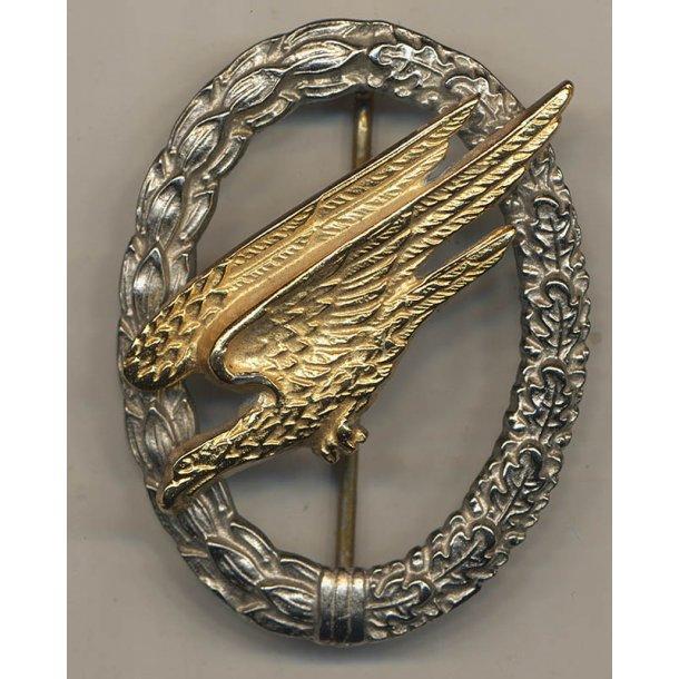 Luftwaffe Paratrooper badge 1957 issue