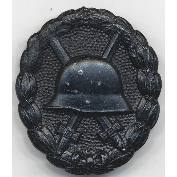 Wound badge in black 1914