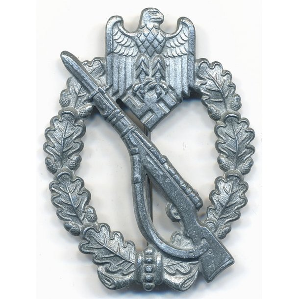 Infantry assault badge in Silver 'L/56'
