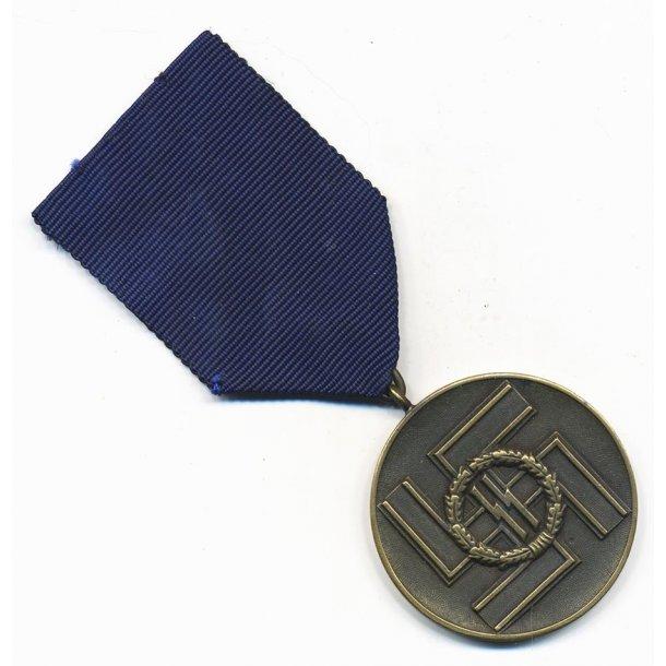 SS 8 years service award 'Type 2'