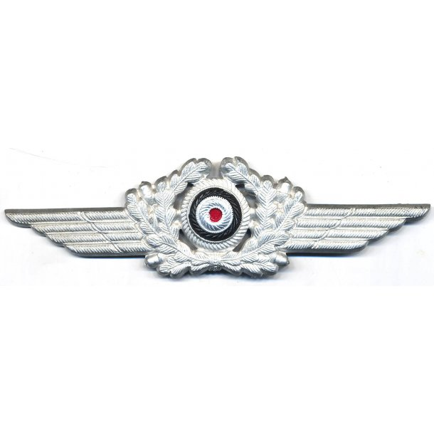 Luftwaffe Winged Wreath for a Visor Cap