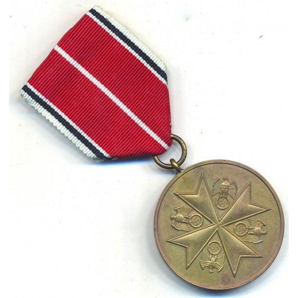 Order of the German Eagle Bronze Medal of Merit