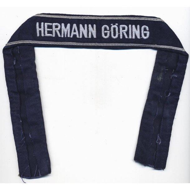 Luftwaffe Hermann Göring division Officer's cufftitle