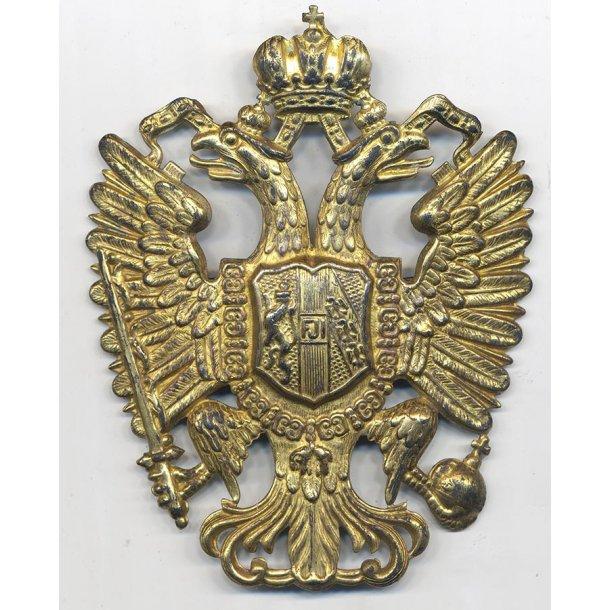 Austria - Hungary empire WW1 Officer's shako cap badge