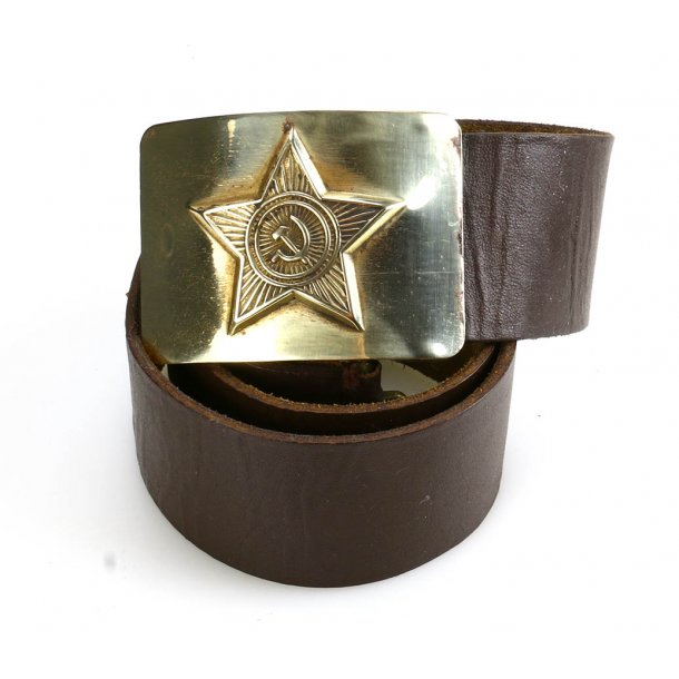 Soviet Army Belt and buckle