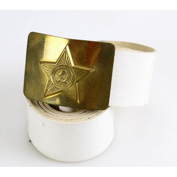 Soviet Army Parade Belt and buckle