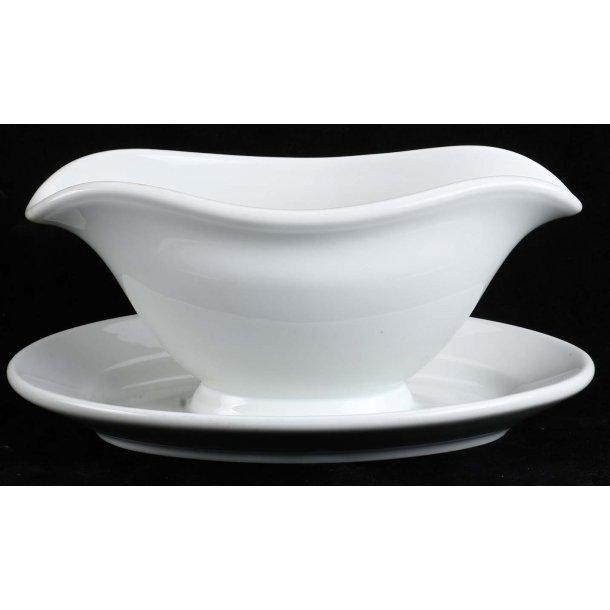 Reichsarbeitsdienst  marked porcelain sauce-boat