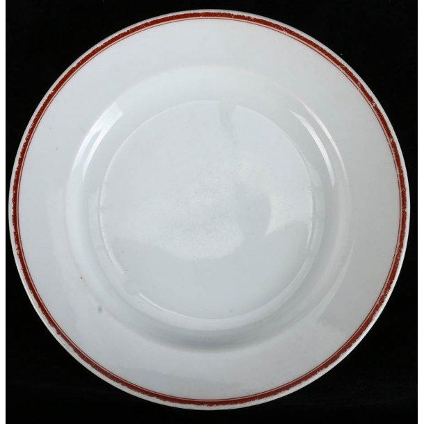DAF porcelain dinner plate 23 cm