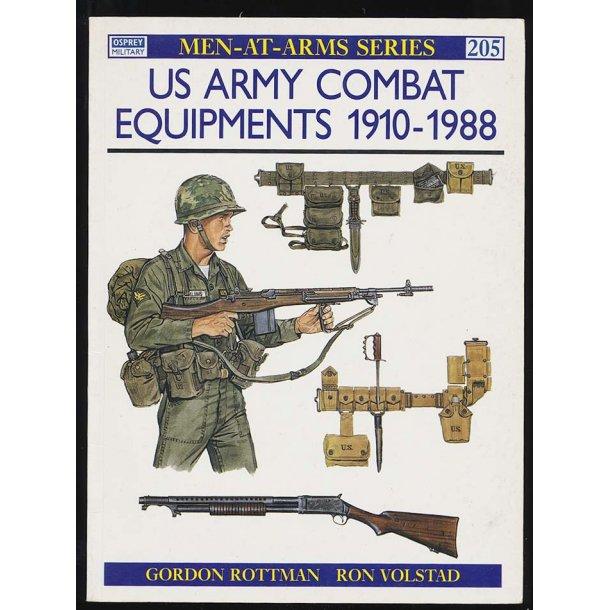 US Army Combat Equipments 1910–88