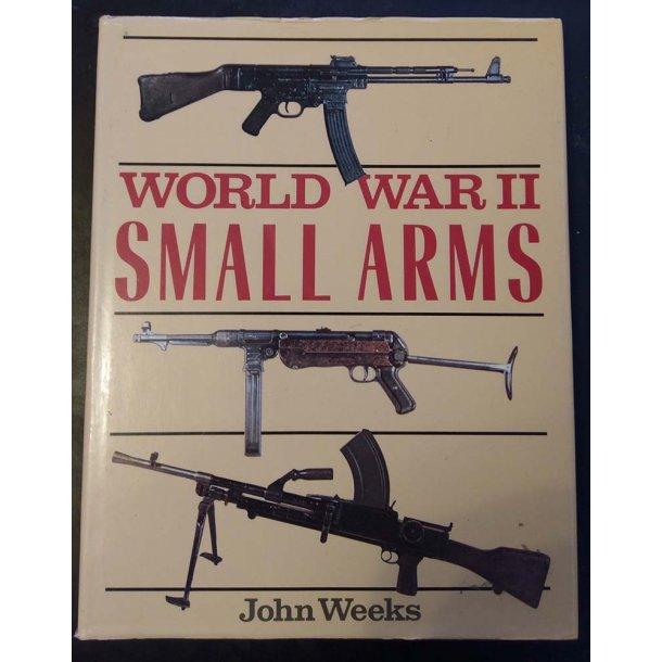World war II Small Arms