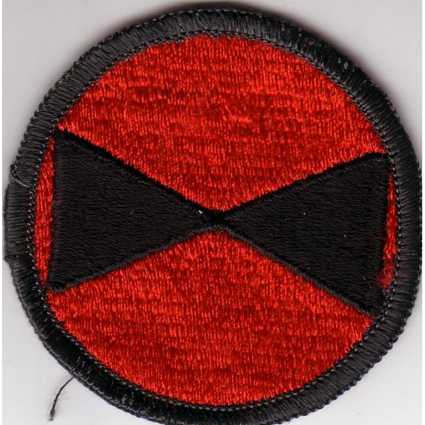 US Army 7th Infantry Division