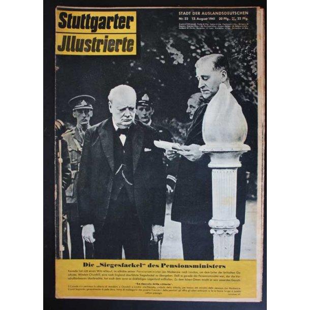 Stuttgarter Illustrierte 13 August 1941
