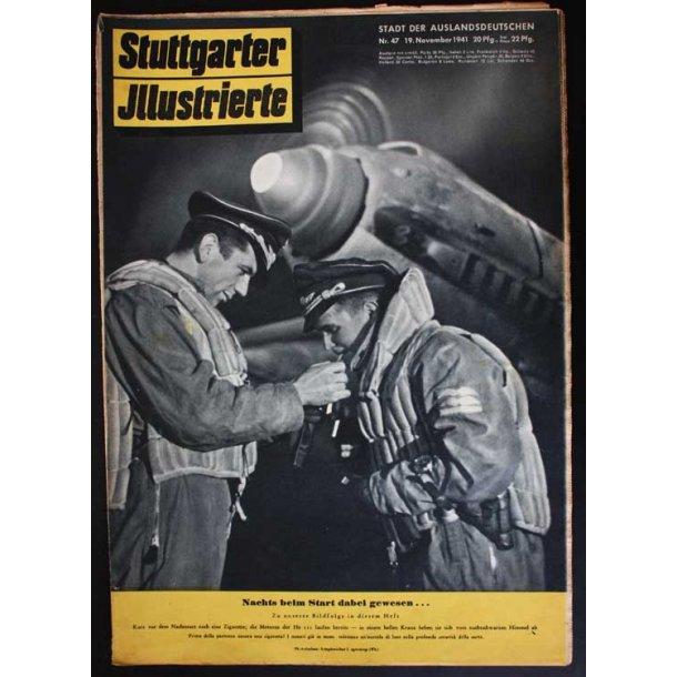 Stuttgarter Illustrierte 19 November 1941