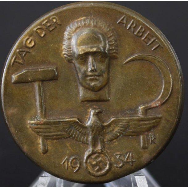 Tag der Arbeit 1934 'Max Keller'