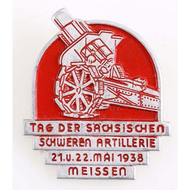 Tag der Sächsischen Schweren Artillerie 1938