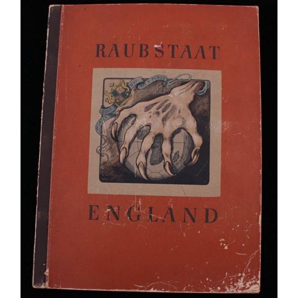 Raubstaat England - Cigarette Card Album