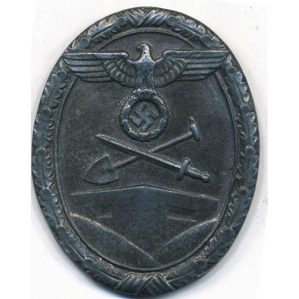 Westwall medal 'Pinback'