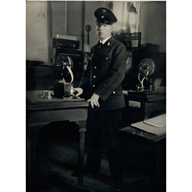 Reichsbahn Official studio photo