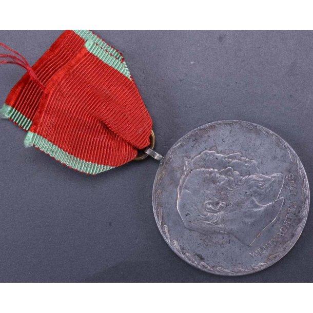Christmas 1918 memorial medal