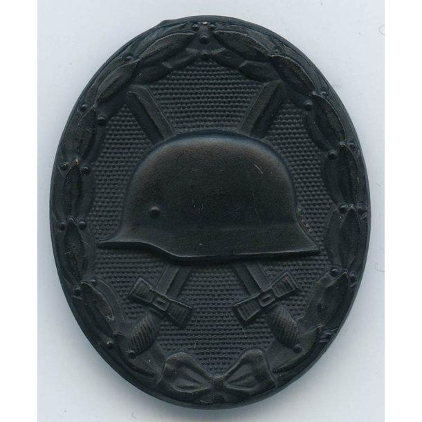 Wound badge in black 1957 'Steinhauer& Lück'