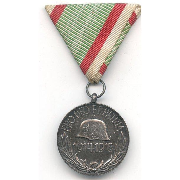 Austria-Hungary commemorative Medal of WW1