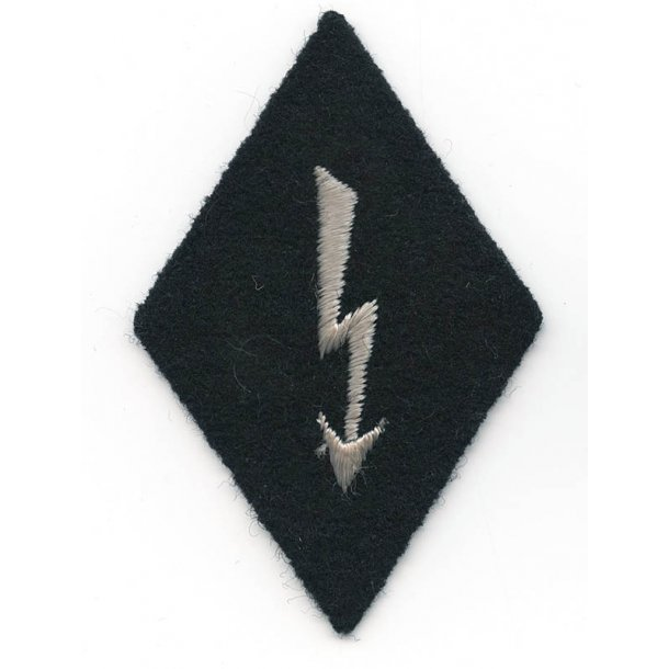 SS EM/NCO'S Signals Sleeve diamond