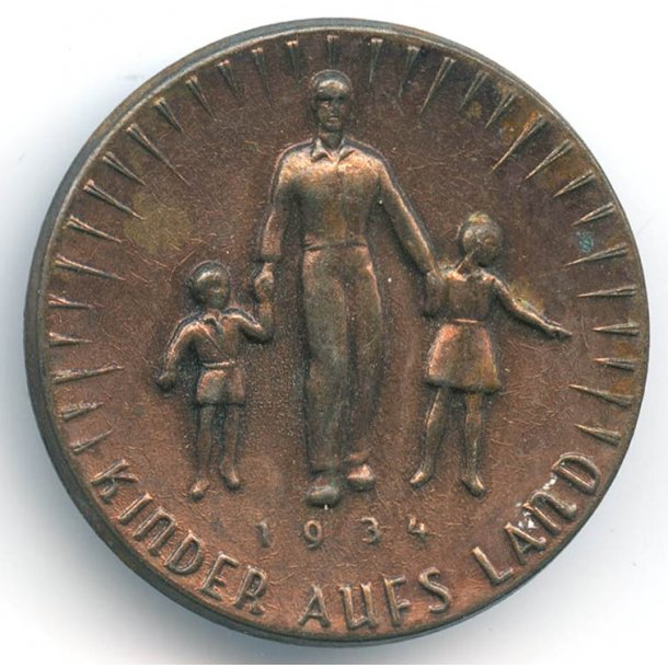 WHW, Kinder Aufs Land 1934