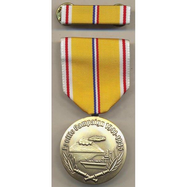 US Pacific campaign 1941–1945 commemorative medal